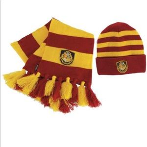 Harry Potter Beanie & scarf